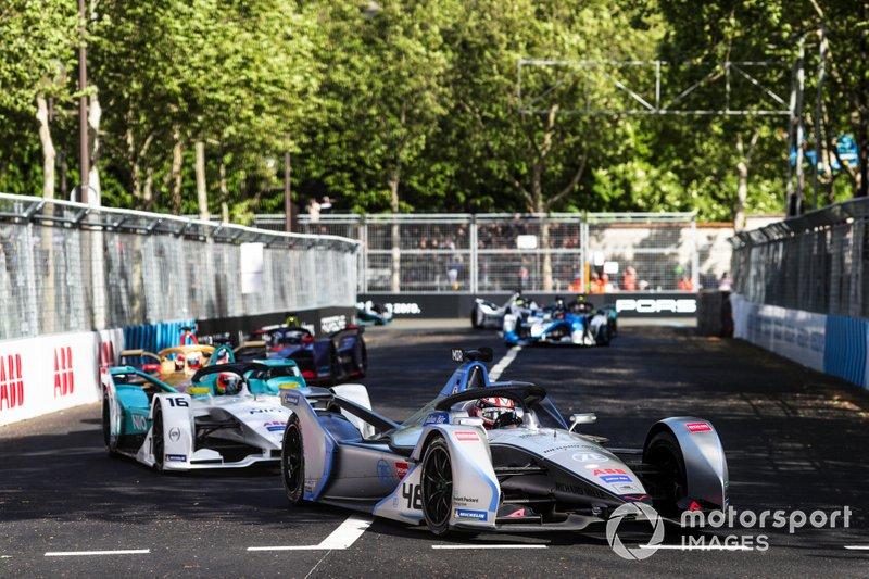 Edoardo Mortara Venturi Formula E, Venturi VFE05, Oliver Turvey, NIO Formula E Team, NIO Sport 004