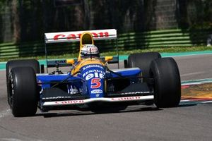 Riccardo Patrese, Williams FW14