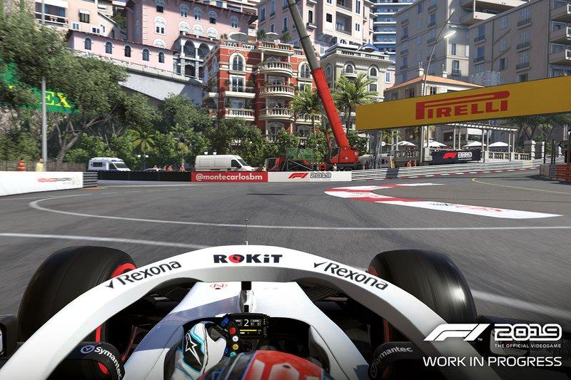 F1 2019 screenshots