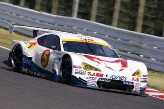 #5 Advics Mach Syaken Toyota MC86: Natsu Sakaguchi, Yuya Hiraki