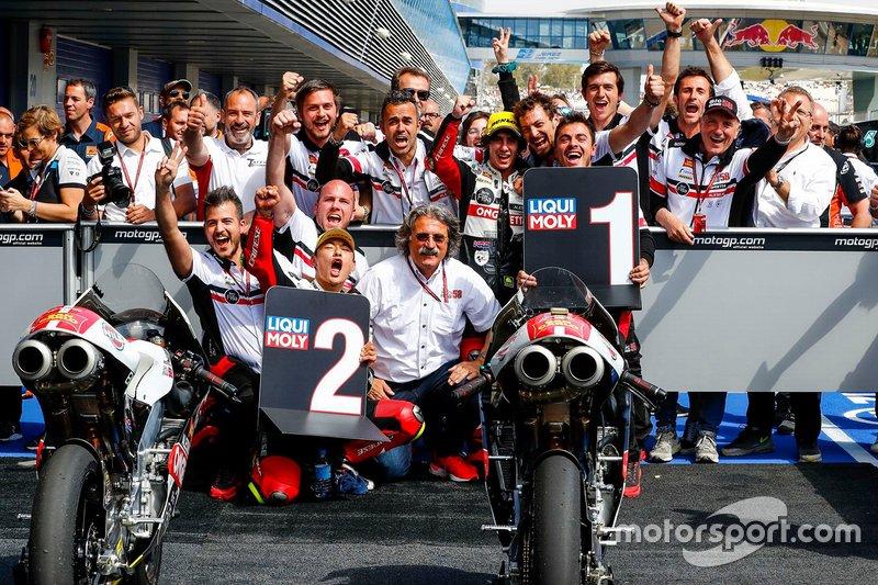 SIC58 Squadra Corse team