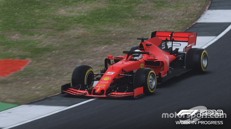 Ferrari F1 2019 Codemasters