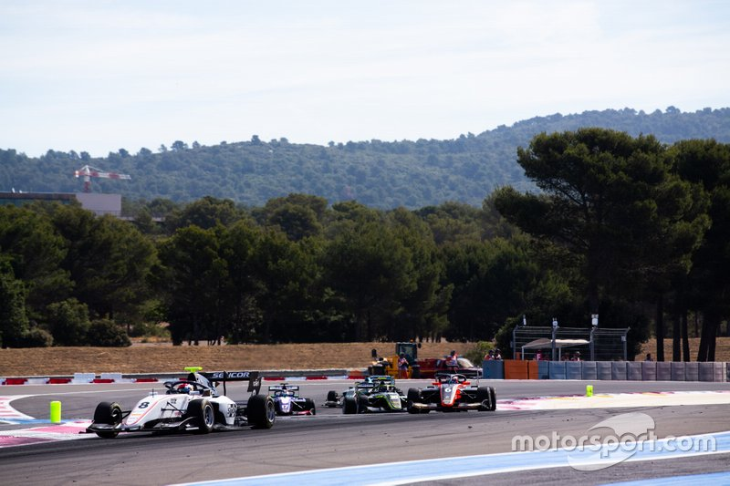 Fabio Scherer, Sauber Junior Team by Charouz e Richard Verschoor, MP Motorsport
