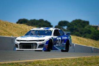 Chris Buescher, JTG Daugherty Racing, Chevrolet Camaro Hellmann's