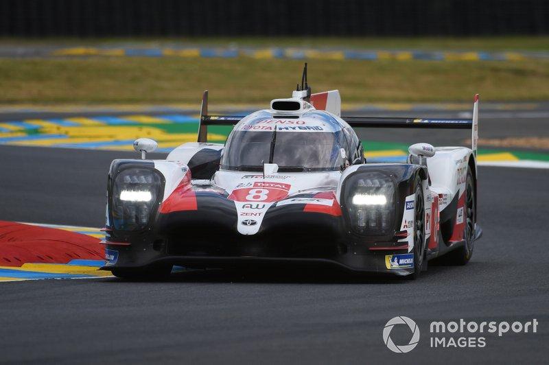 LMP1: Toyota Gazoo Racing, Toyota TS050 Hybrid