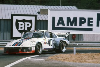 Rolf Stommelen, Manfred Schurti, Porsche 935