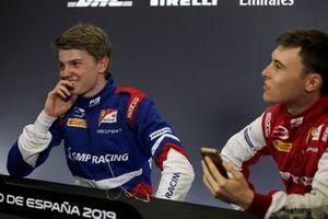 Robert Shwartzman en Marcus Armstrong, PREMA Racing