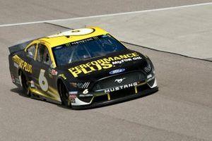 Ryan Newman, Roush Fenway Racing, Ford Mustang Performance Plus Motor Oil