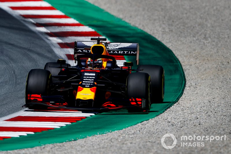 2: Max Verstappen, Red Bull Racing RB15, 1'03.439