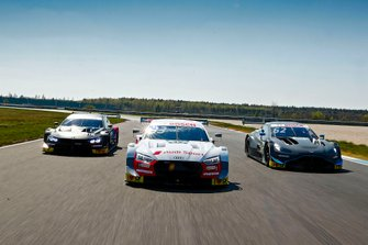 DTM-Autos 2019 von Audi, BMW und Aston Martin