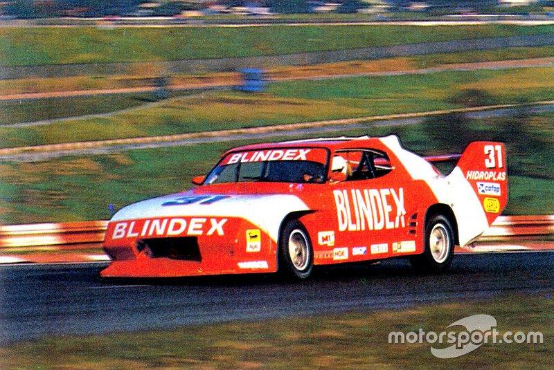1987 - Zeca Giaffone - Chevrolet Opala