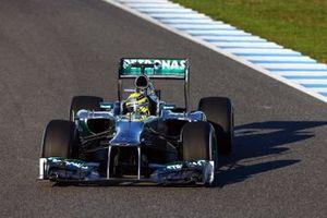 Nico Rosberg, Mercedes F1 W04