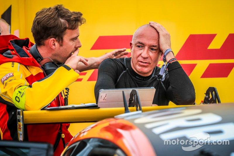 Tom Coronel, Comtoyou DHL Team CUPRA Racing CUPRA TCR