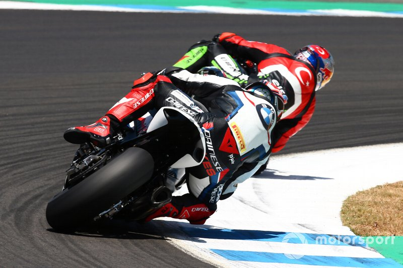 Tom Sykes, BMW Motorrad WorldSBK Team, Toprak Razgatlioglu, Turkish Puccetti Racing