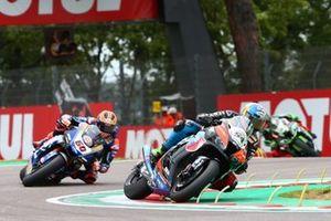 Toprak Razgatlioglu, Turkish Puccetti Racing, Michael van der Mark, Pata Yamaha, Leon Haslam, Kawasaki Racing Team