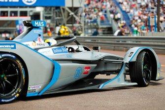 Felipe Massa, Venturi Formula E, Venturi VFE05 exits the garage