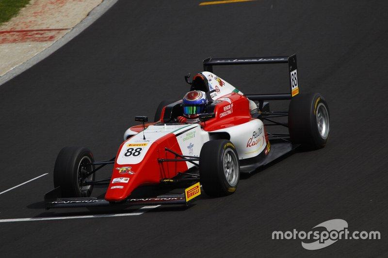 Amna Al Qubaisi, Abu Dhabi Racing