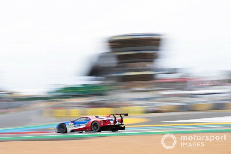 #68 Ford Chip Ganassi Racing, Ford GT: Sebastien Bourdais, Dirk Muller, Joey Hand