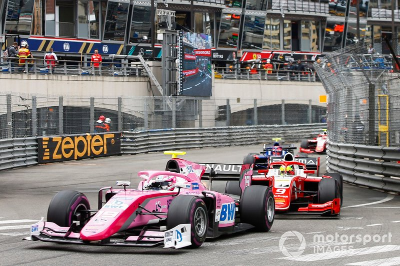 Anthoine Hubert, Arden, Mick Schumacher, Prema Racing