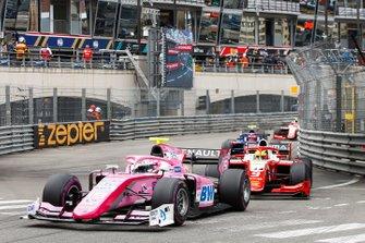 Anthoine Hubert, Arden and Mick Schumacher, Prema Racing