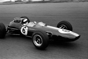 El ganador del GP de Holanda 1965: Jim Clark, Lotus 33