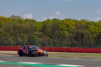 #23 Tech 1 Racing Lexus RCF GT3: Fabien Barthez, Bernard Delhez