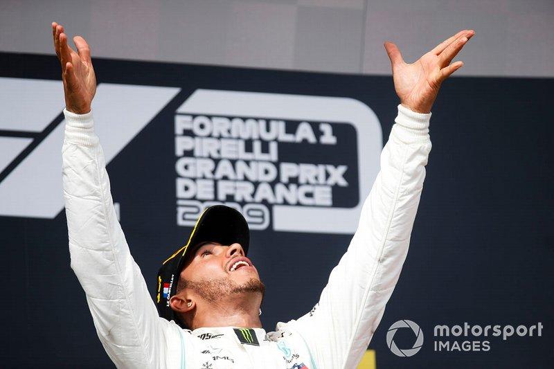 79 GP de Francia 2019, Mercedes