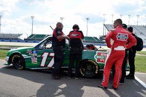 Ryan Preece, Team DGR, Ford F-150 Hunt Brothers Pizza