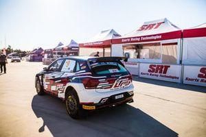 Nikolay Gryazin, Konstantin Aleksandrov, VW Polo R5