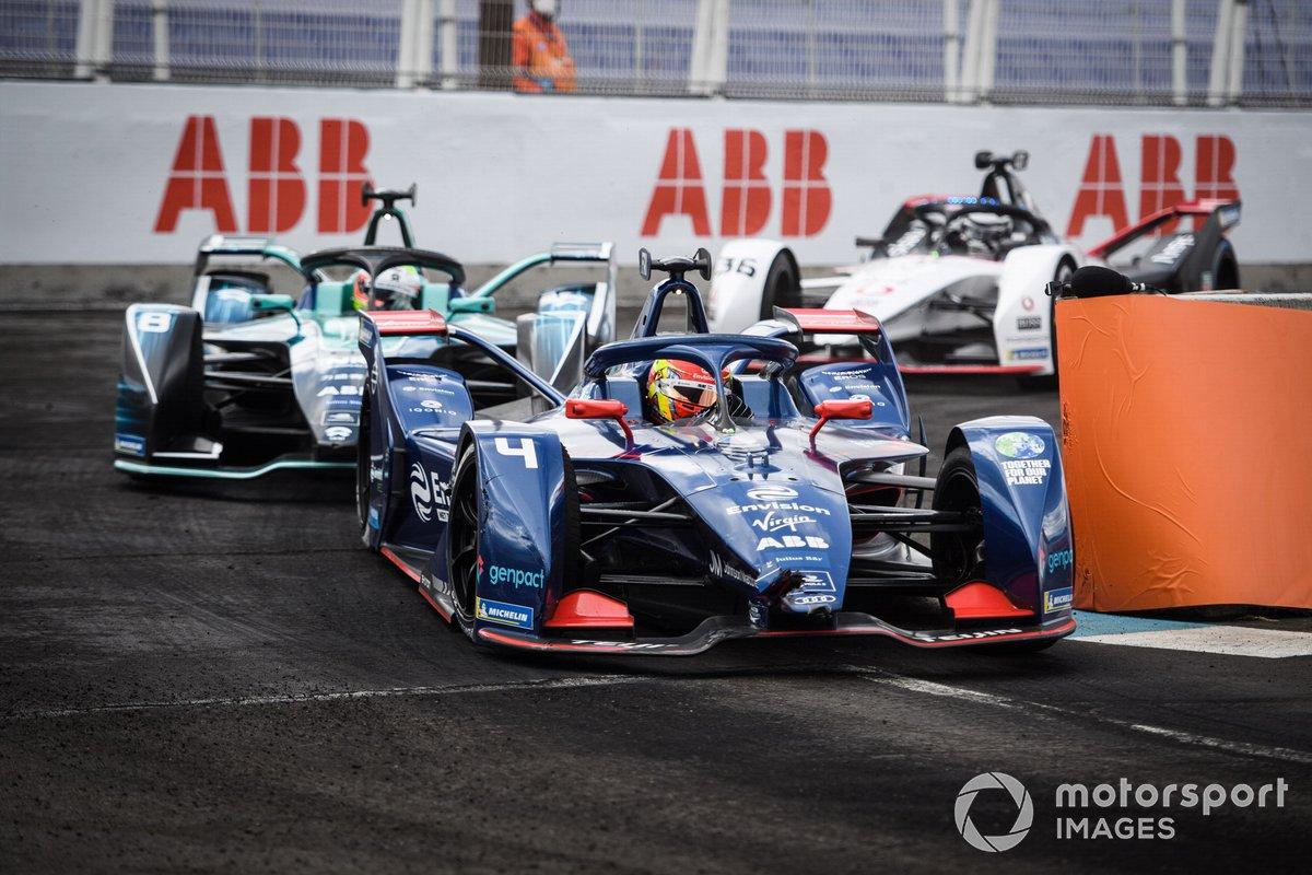 Robin Frijns, Envision Virgin Racing, Audi e-tron FE07, Oliver Turvey, NIO 333, NIO 333 001, Andre Lotterer, Porsche, Porsche 99X Electric