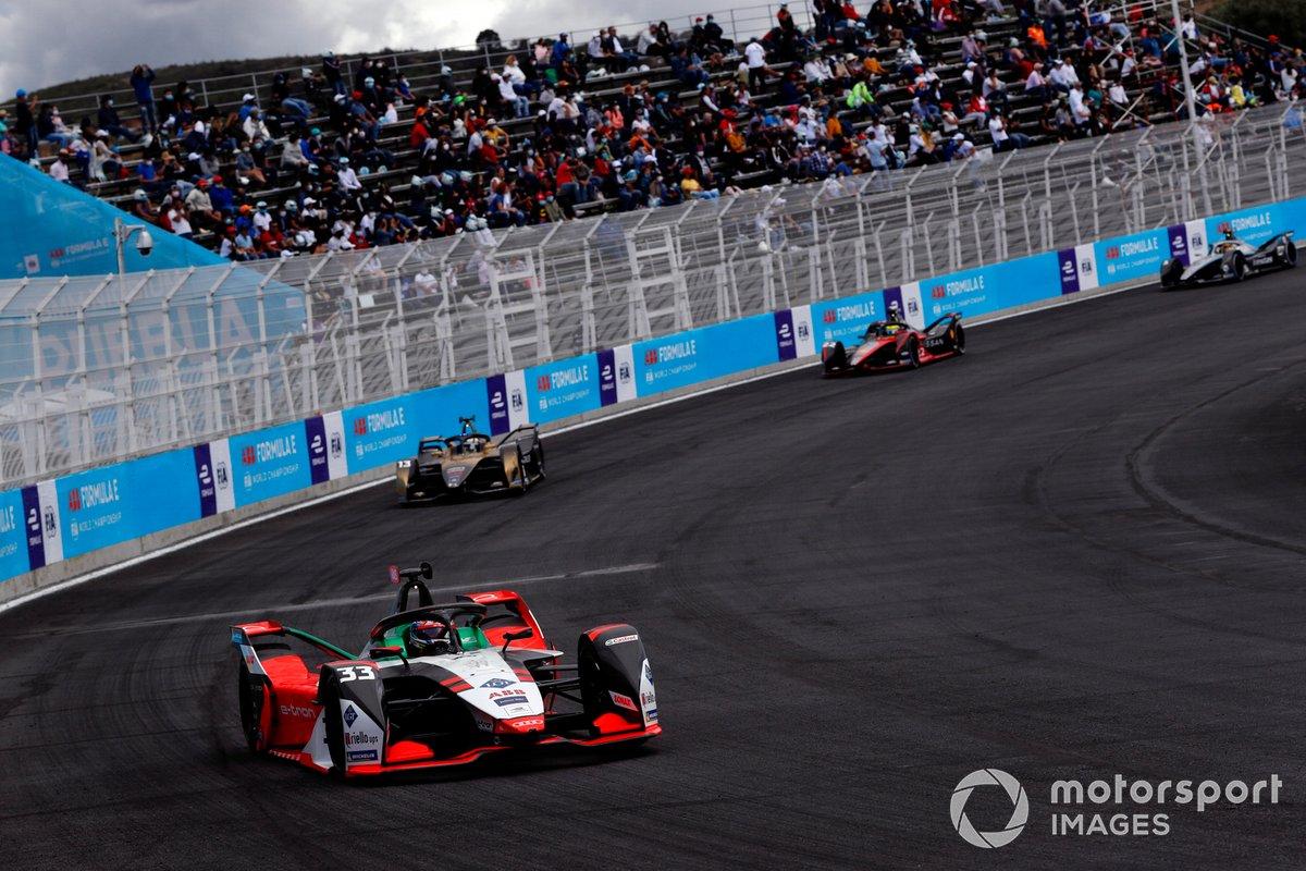 Rene Rast, Audi Sport ABT Schaeffler, Audi e-tron FE07, Antonio Felix da Costa, DS Techeetah, DS E-Tense FE21
