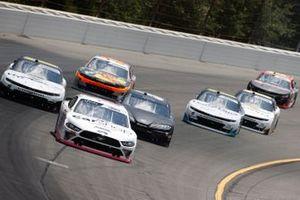 Austin Cindric, Team Penske, Ford Mustang Car Shop