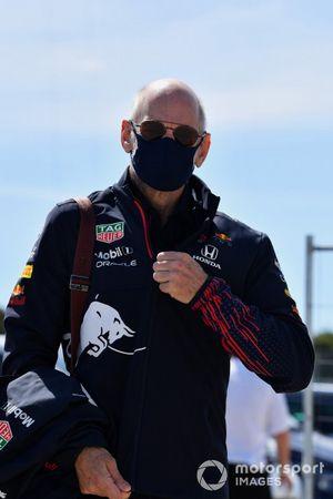 Adrian Newey, director técnico de Red Bull Racing