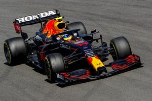 Серхио Перес, Red Bull Racing RB16B