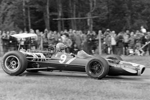 Bobby Unser, BRM P138