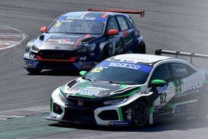 Nicola Baldan, Target Competition, Hyundai i30 N TCR, Jack Young, MM Motorsport, Honda Civic Type R TCR
