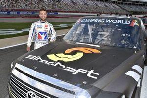 Ty Majeski, ThorSport Racing, Toyota Tundra SimCraft