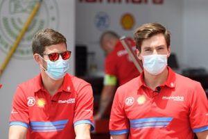 Alexander Sims, Mahindra Racing, Alex Lynn, Mahindra Racing