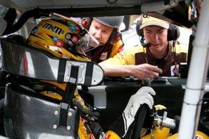 Kyle Busch, Joe Gibbs Racing, Toyota Camry M&M's Mix