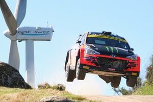 Оливер Сольберг, Аарон Джонстон, Hyundai Motorsport N Hyundai i20 R5