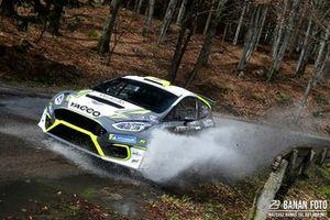 Erik Cais, Jindřiška Žáková, Ford Fiesta Rally2