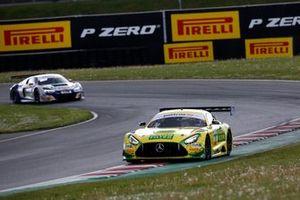 #70 Mann-Filter Team Landgraf-HTP WWR Mercedes-AMG GT3 Evo: Raffaele Marciello, Maximilian Buhk