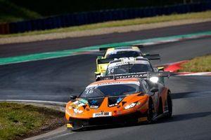 #16 GRT Grasser Racing Team Lamborghini Huracán GT3 Evo: Mike David Ortmann, Clemens Schmid