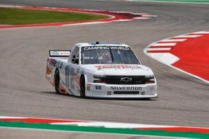 Kaz Grala, Young's Motorsports, Chevrolet Silverado Young's Building Systems