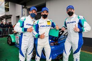 #3 Falken Motorsports Porsche 911 GT3 R: Dennis Olsen, Alessio Picariello, Tobias Müller