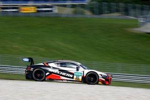 #32 Team WRT Audi R8 LMS: Dennis Lind, Dries Vanthoor
