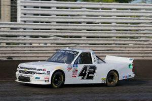 Carson Hocevar, Niece Motorsports, Chevrolet Silverado Premier Security