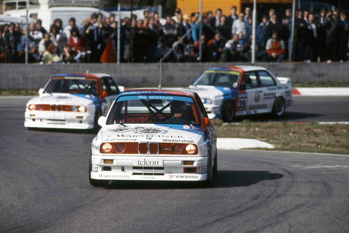 Emanuele Pirro (BMW M3 Sport Evolution): Nürburgring 1990