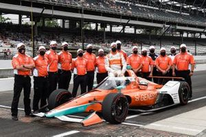 James Hinchcliffe, Andretti Steinbrenner Autosport Honda, team