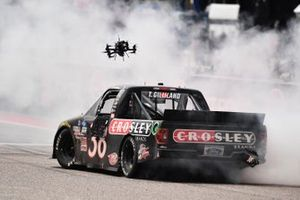 Todd Gilliland, Front Row Motorsports, Ford F-150 Crosley Brands